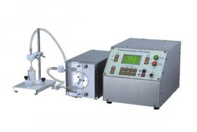 デジタル式液体定量充填機